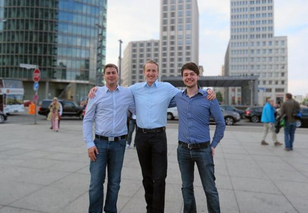 Founderio Team